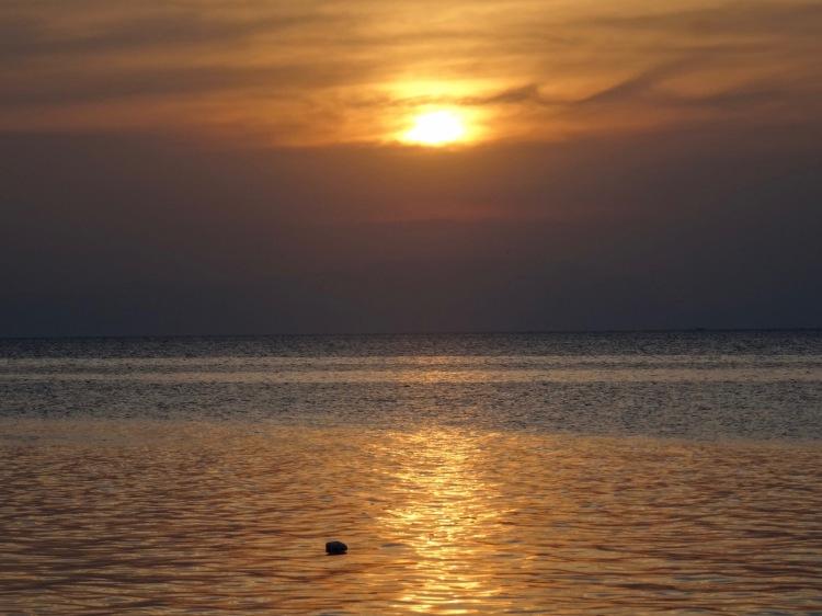 Sunset Kep Cambodia