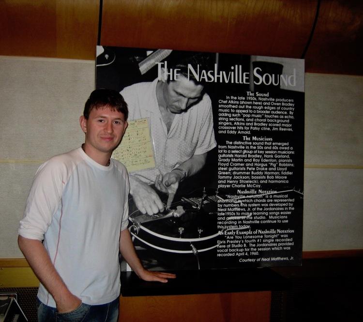 The Nashville Sound RCA Studio B Nashville Tennessee