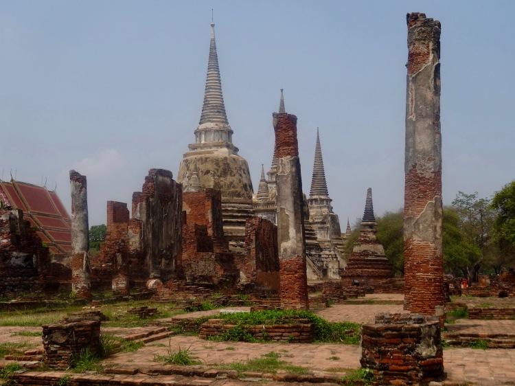 Wat Phra Si Sanphet Ayuthaya Historical Park