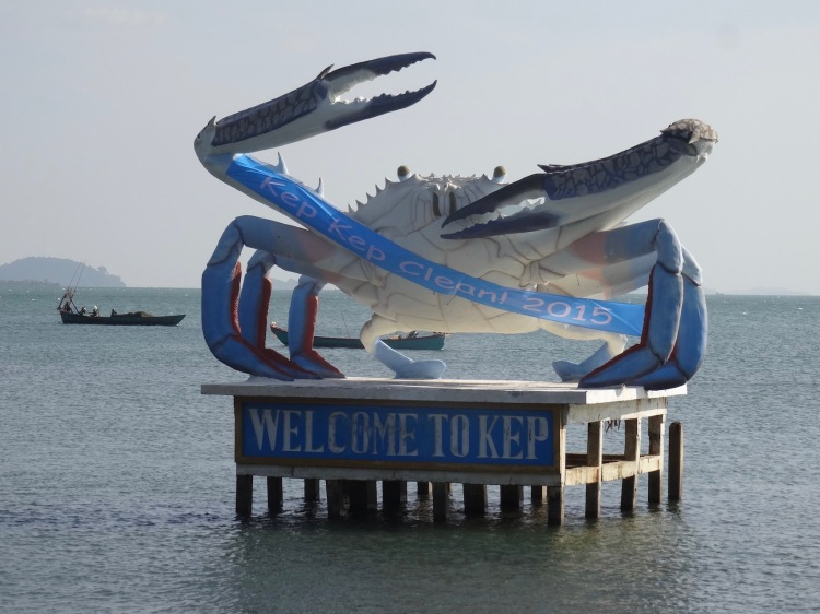 Welcome to Kep Beach Cambodia