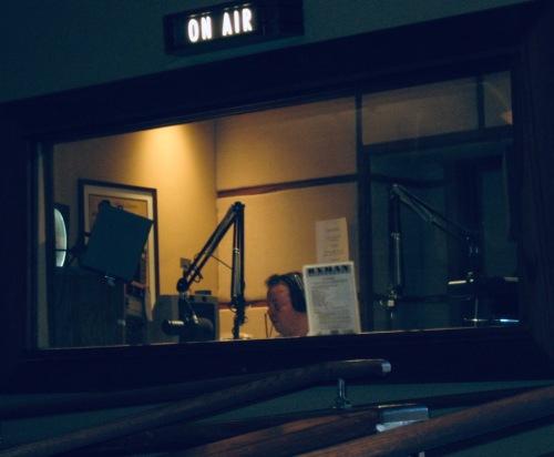 WSM Radio Ryman Auditorium Nashville Tennessee