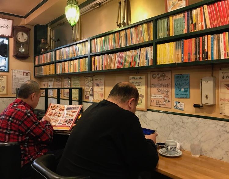 Cafe Tomorrow Asakusa Tokyo