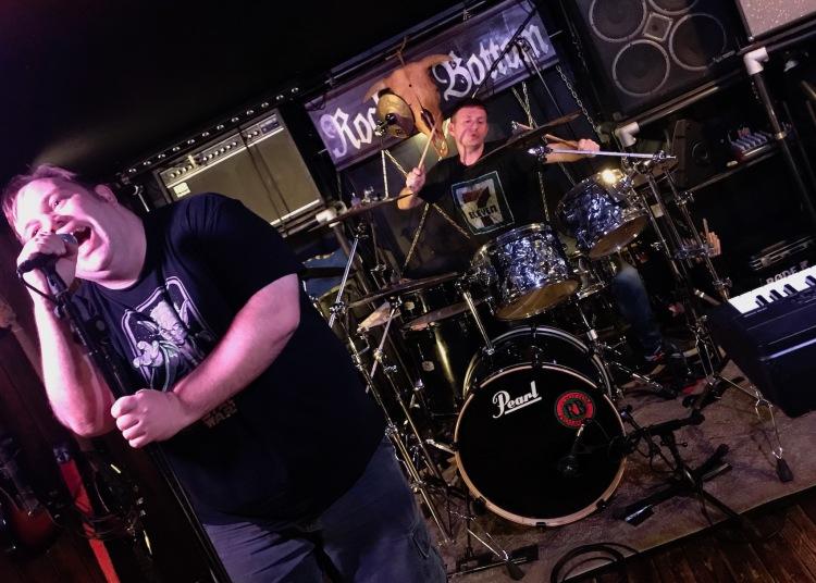 Live music Bar Rock Bottom Asakusa Tokyo