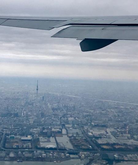 The Tokyo Skytree Japan.