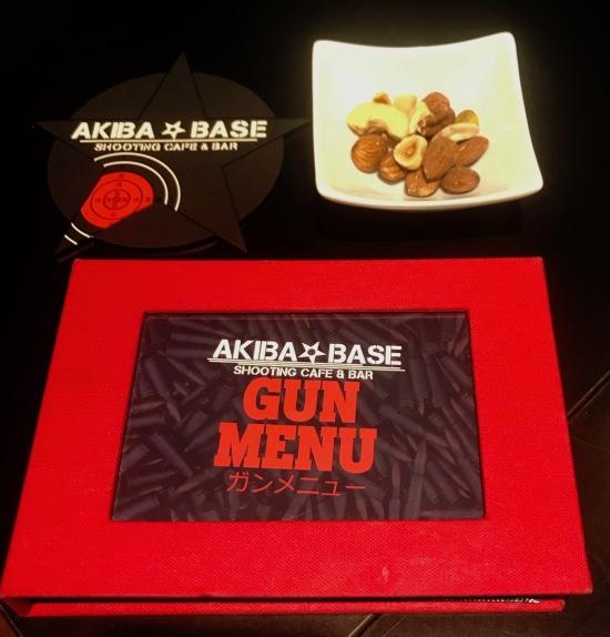 Akiba Base Shooting Cafe & Bar Akihabara Tokyo