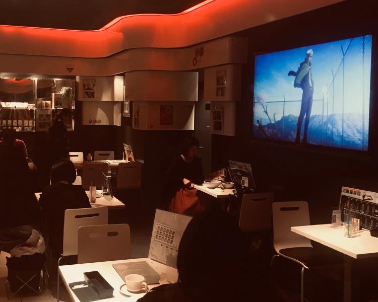 Gundam Cafe Akihabara Electric Town Tokyo