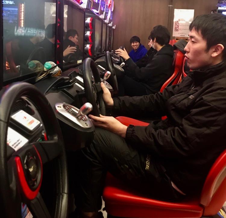 Wangan Midnight Maximum Tune 6 Sega 1 Arcade Akihabara Electric Town Tokyo