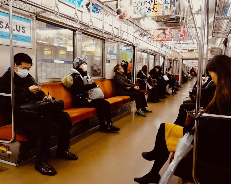How To Ride The Tokyo Subway Trains and Electric Lines.