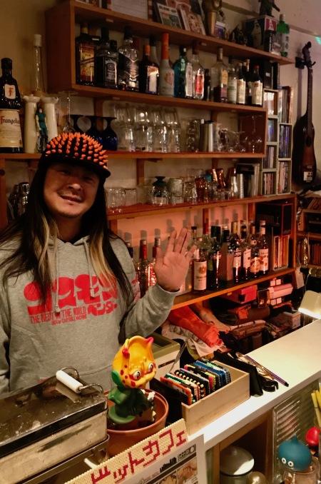 Visit 8bit Cafe Tokyo.