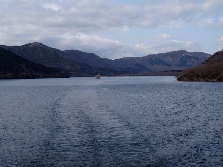 Visit Lake Ashi Japan.