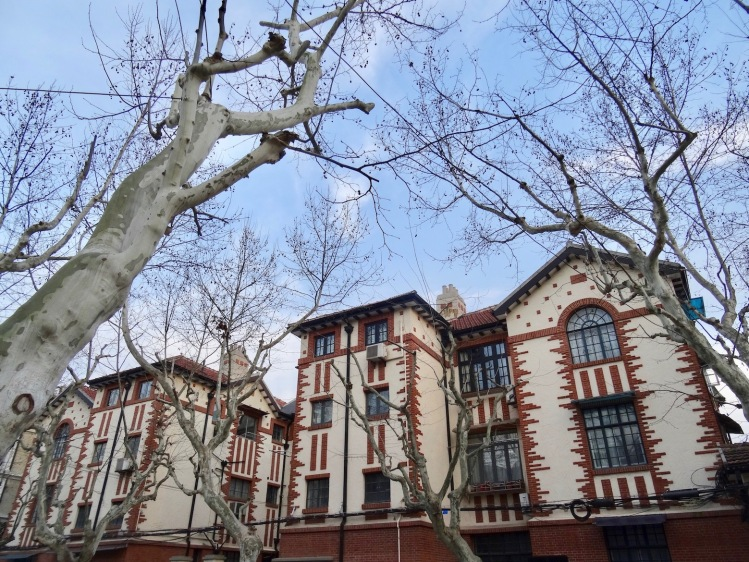 Visit Shanghai French Concession.