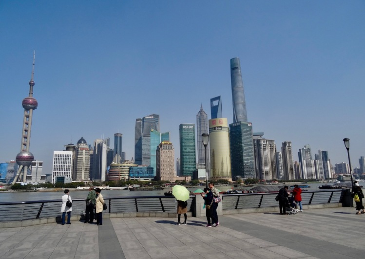 Visit The Pudong Shanghai.