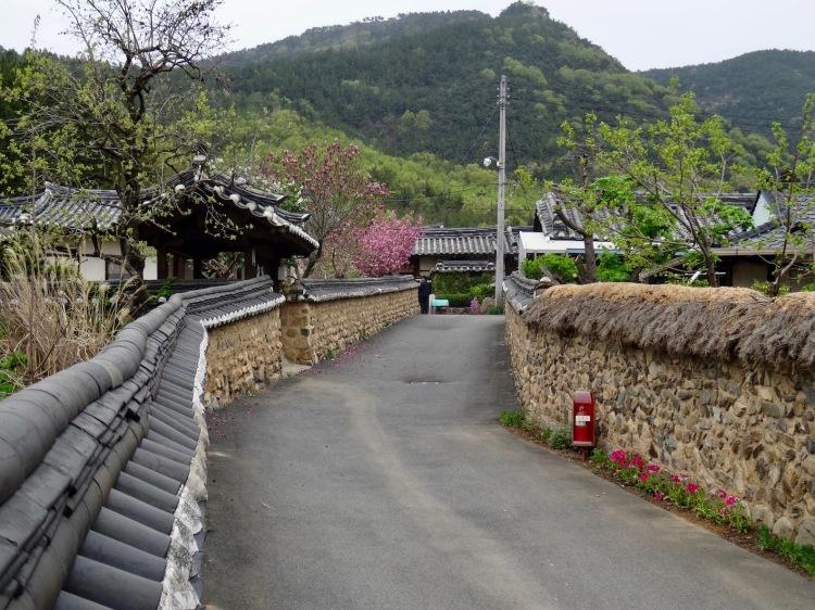 Otgol Village Daegu South Korea.