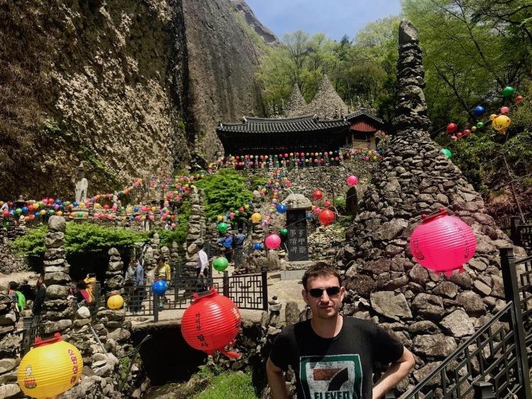 Tapsa Temple South Korea.