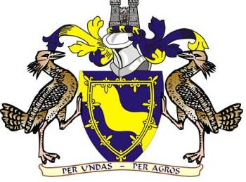 Cambridgeshire Coat of Arms Things to see and do Cambridgeshire.