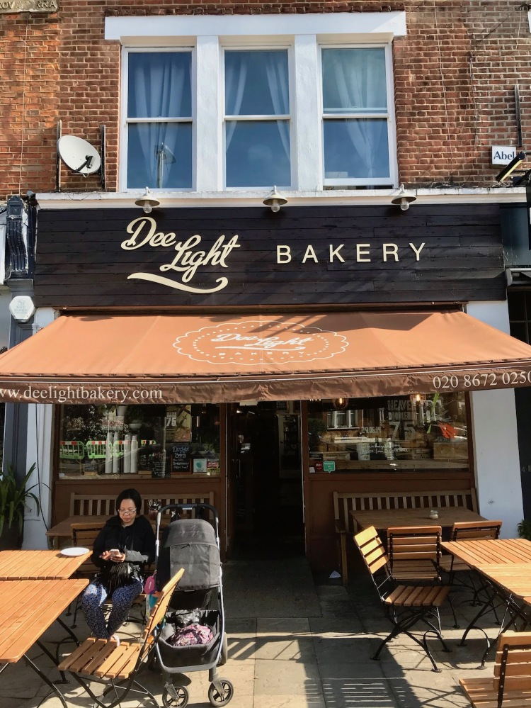 Dee Light Bakery Tooting Bec London.