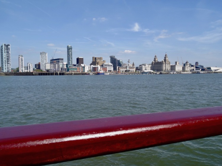 Ferry Cross The Mersey Experience Liverpool.