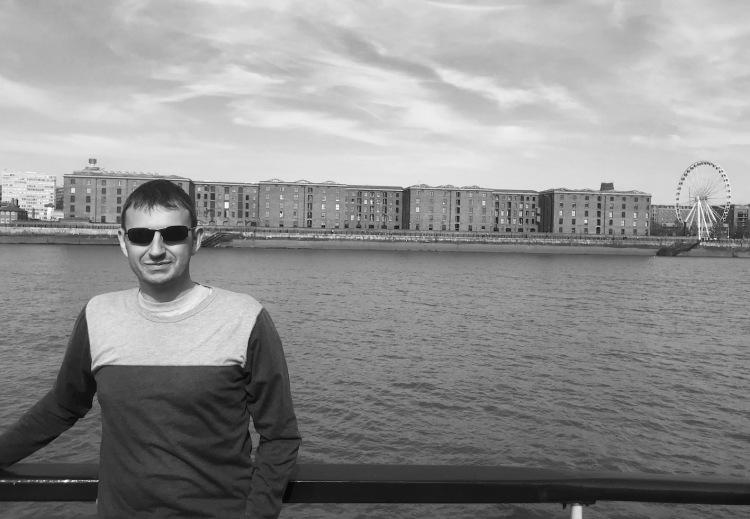 Ferry Cross The Mersey Liverpool.