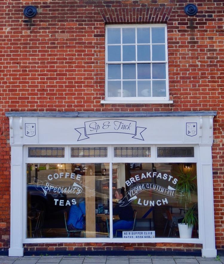 Sip & Tuck cafe Colchester England
