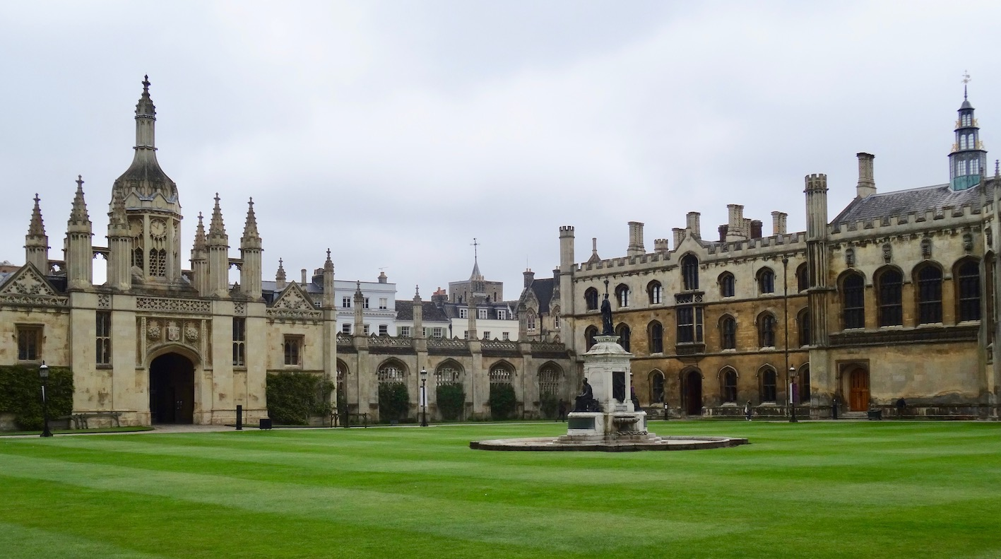 Travel Report: King's College & King's College Chapel