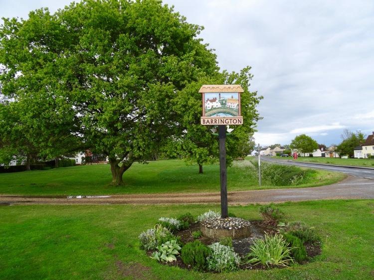 Visit Barrington Village Cambridgeshire England.