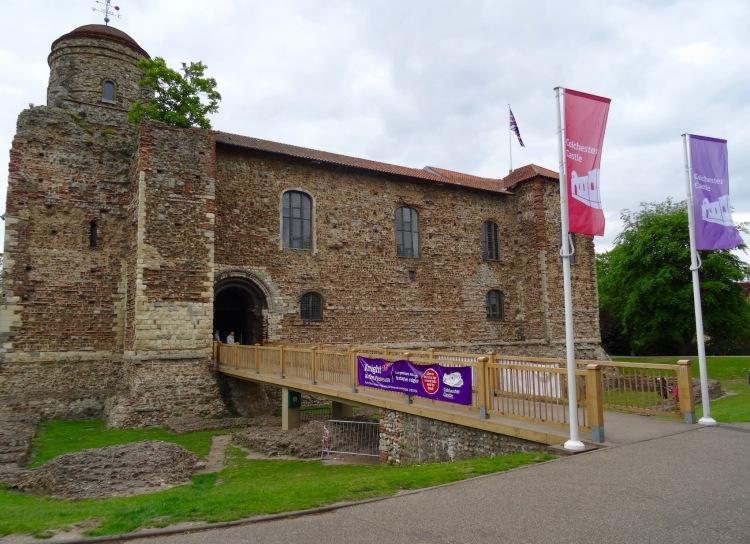 Visit Colchester Castle.