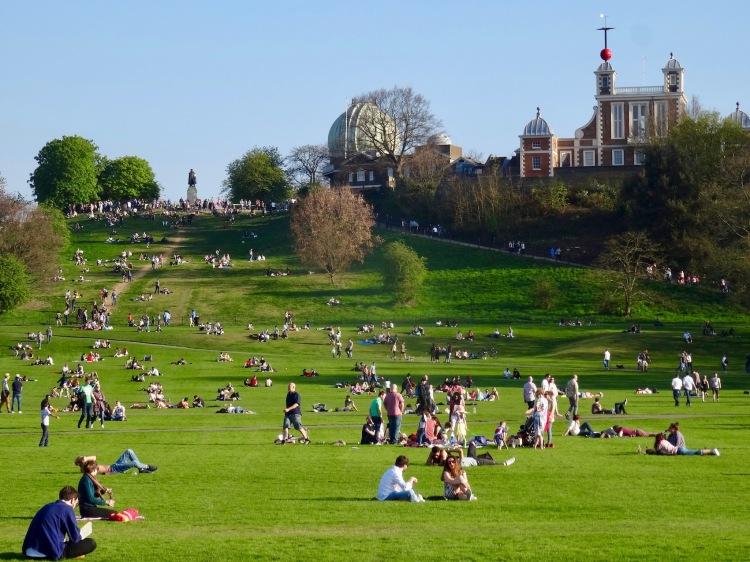 Visit Greenwich Park London.