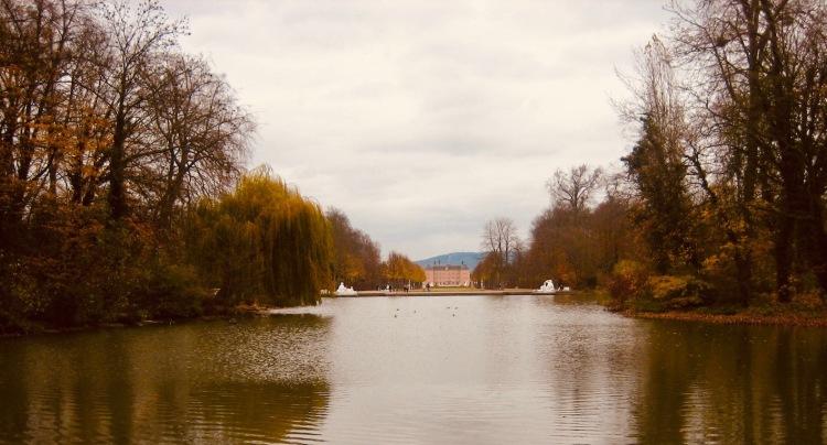Visit Schwetzingen Palace Germany.