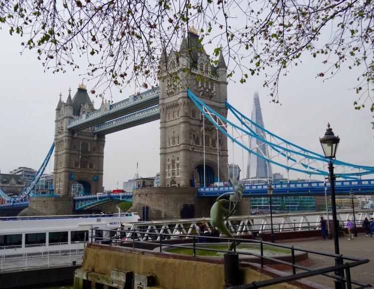 Visit Tower Bridge London.