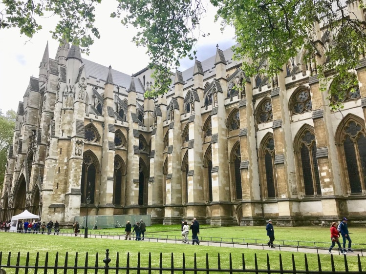 Visit Westminster Abbey.