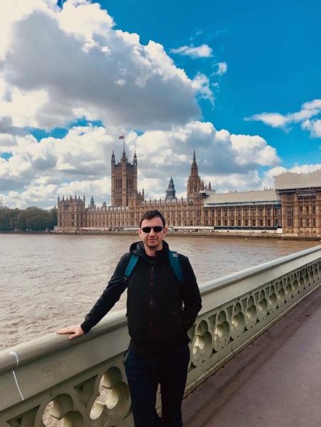 Visit Westminster Bridge London.