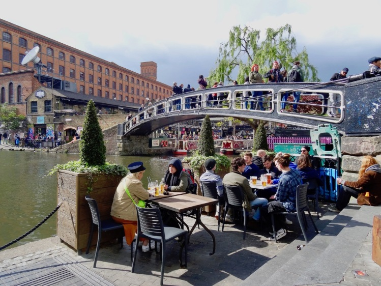 What to see and do Camden Town London.