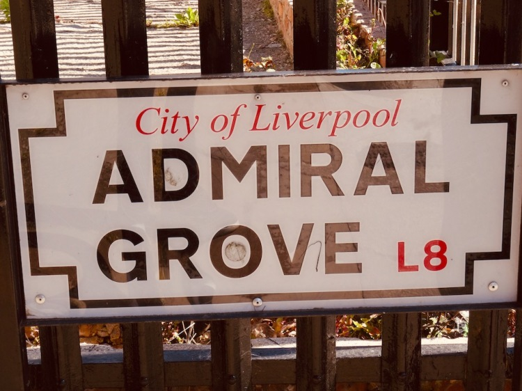 Admiral Grove Liverpool Mad Day Out Beatles Taxi Tour.