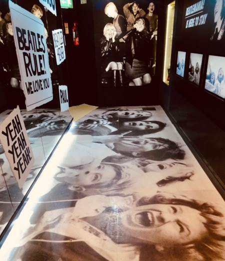 Beatlemania at The Beatles Story Liverpool.