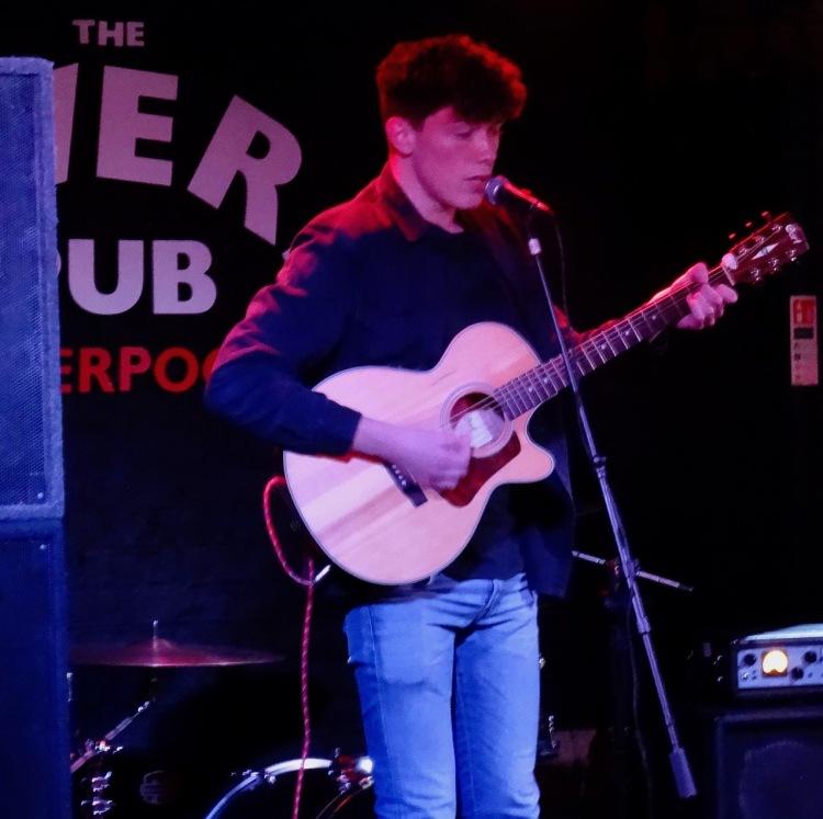 Ben Newport The Cavern Pub Liverpool.