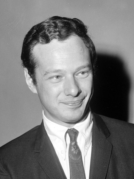 Brian Epstein The Beatles manager 1965.