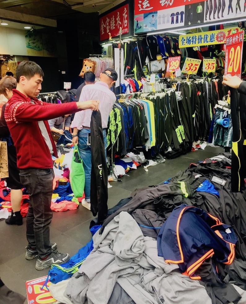 Travel Report: Dongmen Market – Shenzhen, China  – Travel
