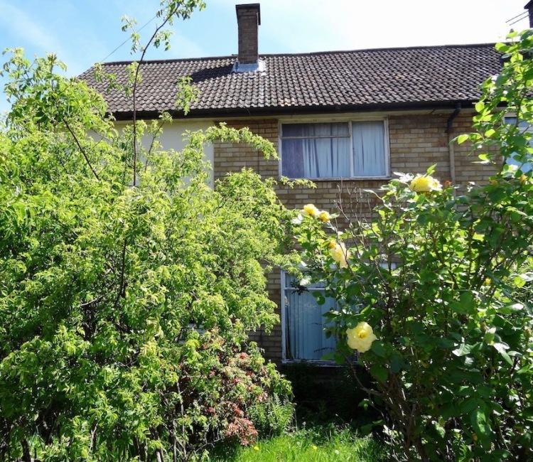 George Harrison childhood home 174 Mackets Lane Liverpool.