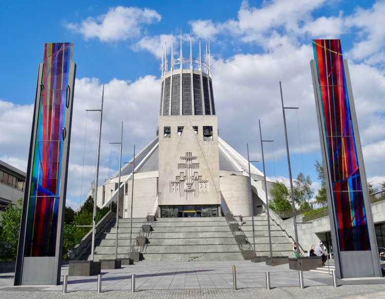 Liverpool Metropolitan Cathedral Paddy's Wigwam.