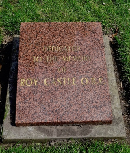 Roy Castle Memorial St. Luke's Bombed Out Church Liverpool.