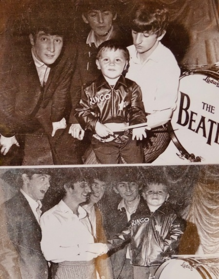 Russell Jamieson The Beatles Story Liverpool.