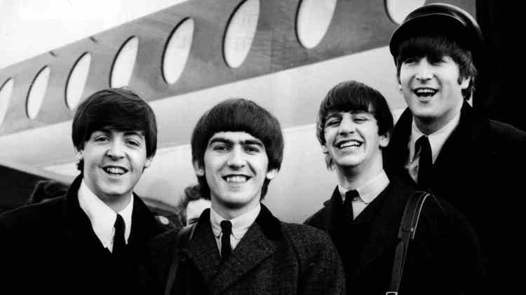 The Beatles PAN AM flight 101 February the 7th 1964