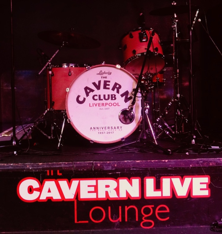 The Cavern Club Live Lounge Liverpool.