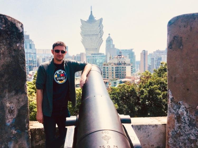 Visit Monte Fort Macau.