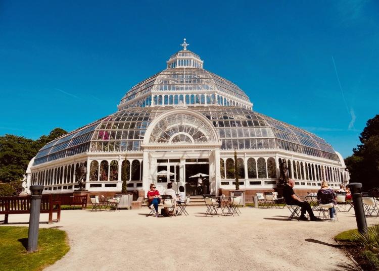 Visit Palm House Sefton Park Liverpool.
