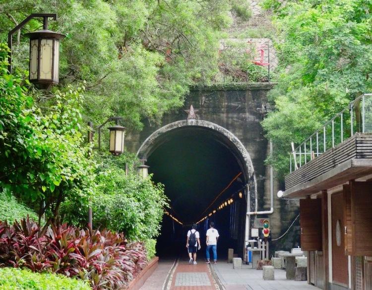 Visit Railroad Culture Park Xiamen Fujian Province China.