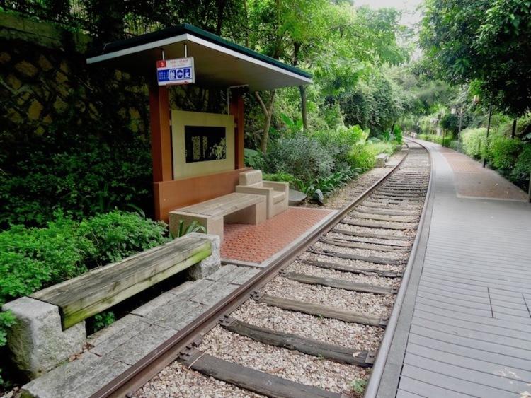 Visit Railroad Culture Park Xiamen.