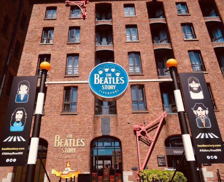 Visit The Beatles Story Liverpool.