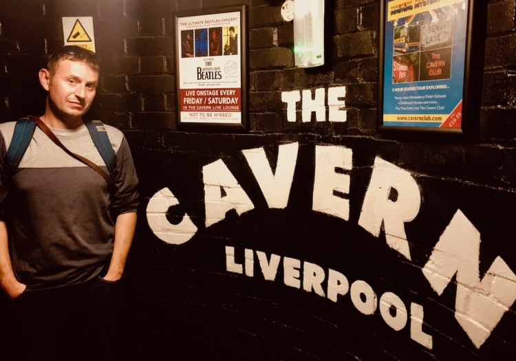 Visit The Cavern Club Liverpool.