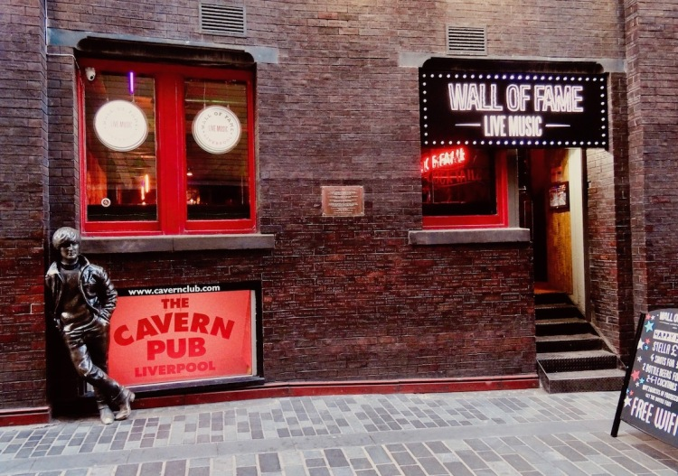 Visit The Cavern Pub Liverpool.